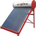 Aquecedor Solar Integrado Baixa Pressao 58x1800mm x20 tubos 200L