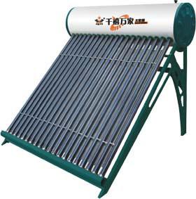 Aquecedor Solar Integrado Baixa Pressao 58x1800mm x30 tubos 300L
