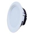 LED Embutido redondo 30w Branco Quente Luxgen