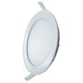 Lampada Led Embutida 15w Branco Quente ( Redonda ) Luxgen
