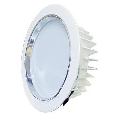Lampada Led Embutida 24w Branco Quente Luxgen