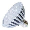 Lampada Led Par30 7W Branco Quente Luxgen