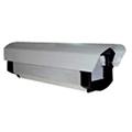 Gabine de Aluminium Anotizado p CFTV Extra c Sup Pristalme