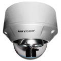 Camera IP Dome 13 CCD P. SCAN 1.3 Megapixel, POE MPEG-4 Hikvision