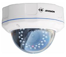 Camera IP Dome, Lente Mp 4mm, 13 CMOS de 2.0 megapixel JoVision