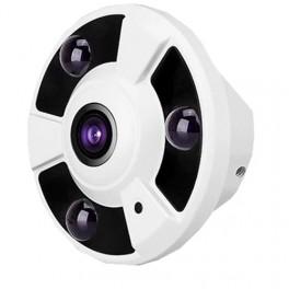 Câmera IP HD Panorâmica 360º com Lente Olho de Peixe Avglobal