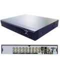 DVR Hibrido de 16 canais, 1080p, ONVIF, H.264 Dual Stream Avglobal