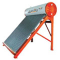 Aquecedor Solar Integrado Baixa Pressão 58x1800mm x40 tubos 400L