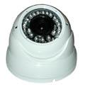 Camera Dome CCD 13 600 linhas infravermelha WDR General Vision